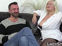 Doctor Lacey Starr assfucked by famous patient Pascal White