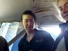 Amateur Couple Fucking In The Car