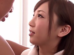 Crazy Japanese chick in Exotic Fingering, Small Tits JAV clip