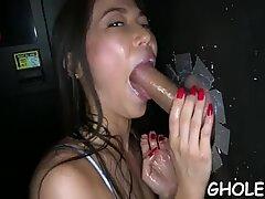 Shameless asian gf Kalina Ryu cums again and again