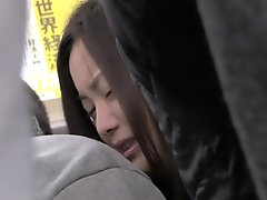 Fabulous Japanese whore in Hottest Public, Teens JAV scene