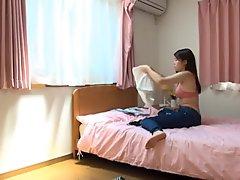 japanese girl farting 02
