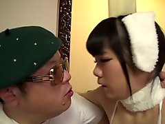 Horny Japanese model in Incredible HD JAV scene