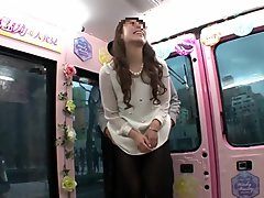 Amazing Japanese whore in Horny HD, Public JAV scene