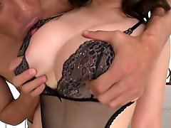 Exotic Japanese chick in Fabulous MILF, HD JAV clip