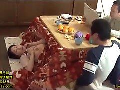 8 - Japanese Milf Kotatsu Game - LinkFull In My Frofile