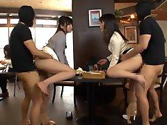 Sex As Part Of Everyday Life of Ofice Ladies 2