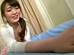 Hottest Japanese chick in Best HD, POV JAV movie
