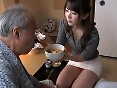 Asian MILFs vs Old Men 9