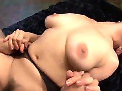 Big Tits Asian Babe Gangbang