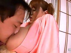 MIDE-027 Temptation Tits Hitomi Landlady In Valley