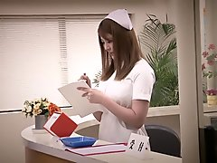 Horny Japanese girl in Crazy HD, Nurse JAV movie