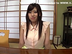 Horny Japanese girl in Incredible Wife, MILF JAV clip